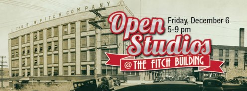 Fitch Studios Open House 2013