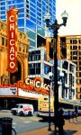 Robert Reeves - The Chicago Theater - Giclee - up to 18x30, 2009
